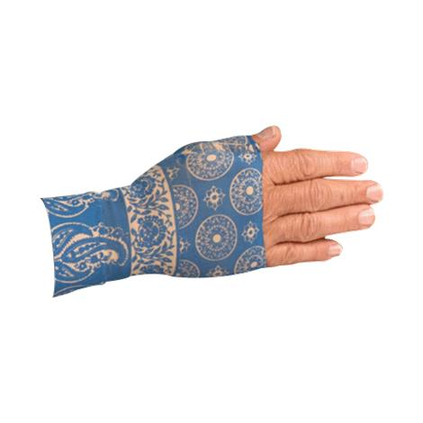 LympheDudes Blue Bandit Compression Gauntlet