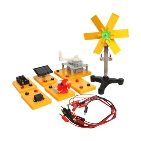 Ginsberg Energy Conversion Kit