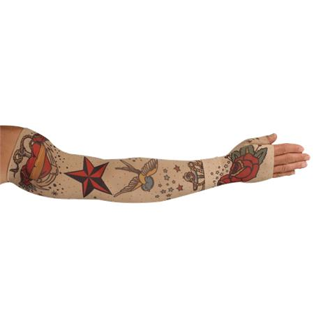 LympheDudes South Pacific Compression Arm Sleeve And Gauntlet