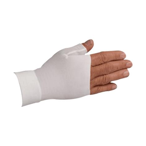 LympheDudes White Compression Gauntlet