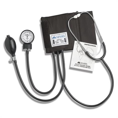 Mabis DMI Economy Self-Taking Home Blood Pressure Kit