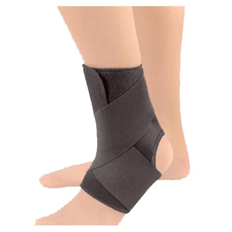 FLA Orthopedics Safe-T-Sport EZ-ON Wrap Around Ankle Support
