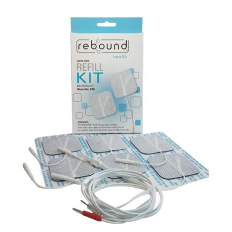 BioMedical Rebound TENS Unit Refill Kit