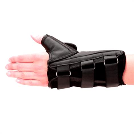 Rolyan D-Ring Wrist and Thumb Spica Splint