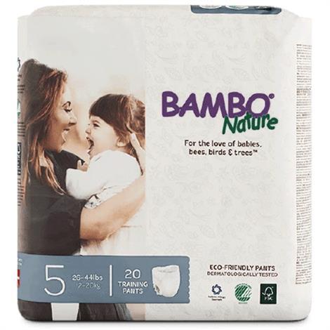 Buy Abena Bambo Nature Toddler Training Pant