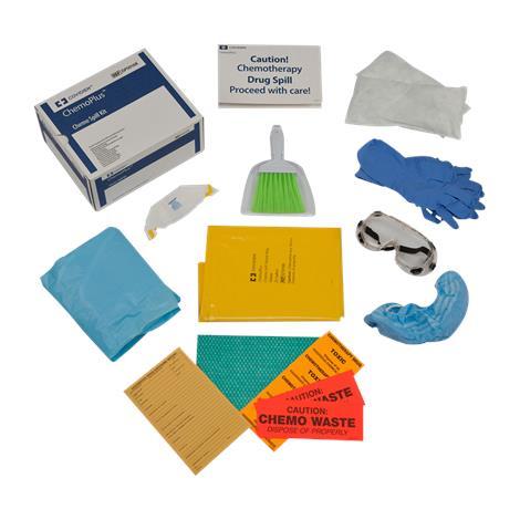 Covidien Kendall ChemoBloc Latex Spill Kit