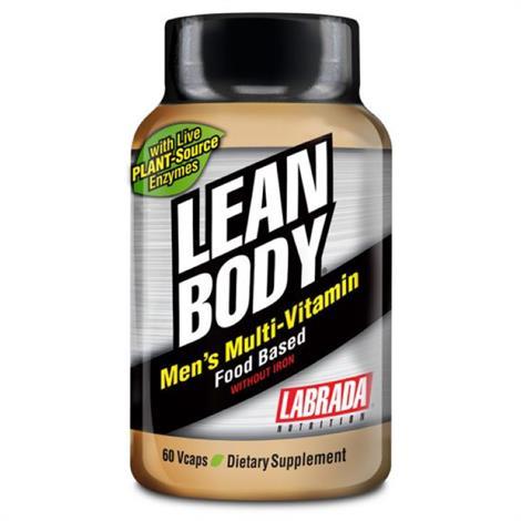 Labrada LEAN BODY MENS Multi-Vitamin Dietary Supplement