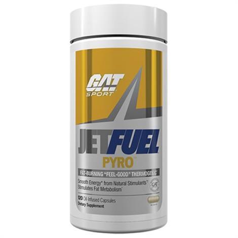 Buy GAT Jet Fuel Pyro Body Building Supplement