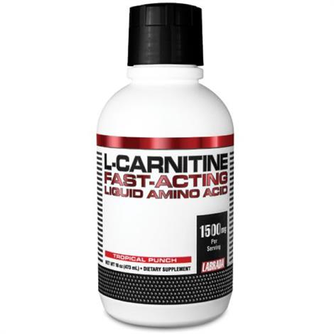 Labrada L-CARNITINE Dietary Supplement