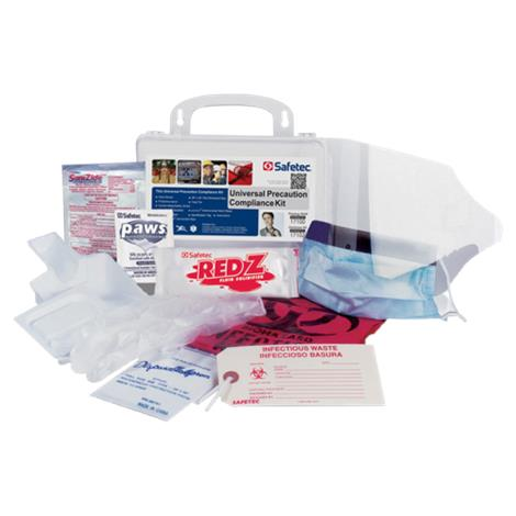 Safetec Universal Precautions Compliance Kit