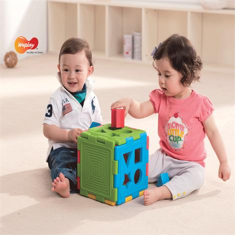 Weplay All-in-One Creative Learning Cube Set