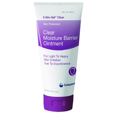 Buy Coloplast Critic-Aid Clear Moisture Barrier Ointment