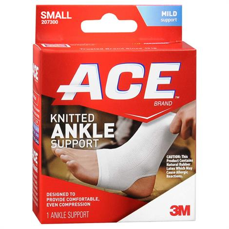 Buy 3M ACE Knitted Ankle Support