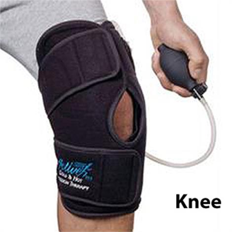 ThermoActive Cold And Hot Mobile Compression Therapy Knee Support