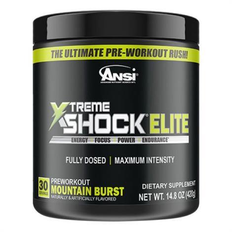 Buy ANSI Xtreme Shock Elite Dietary Supplement