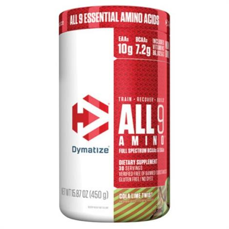 Dymatize All 9 Essential Amino Dietary Supplement