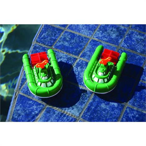 Sprint Aquatics Hover Craft Wind Up Toy Set