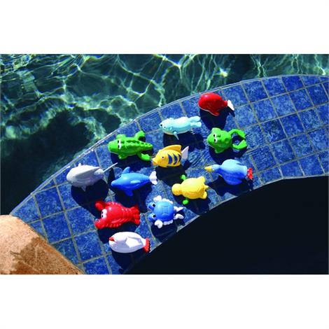 Sprint Aquatics Windup Animals Set
