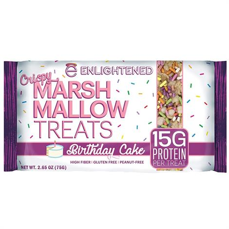 Enlightened Marshmallow Treat