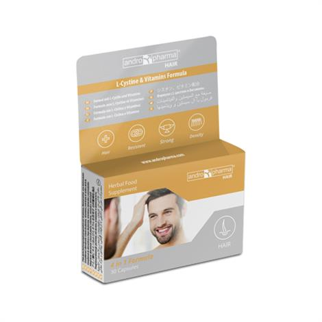 Andropharma Hair Herbal Food Supplement