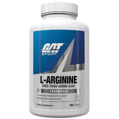GAT Sport L-Arginine Dietary Supplement