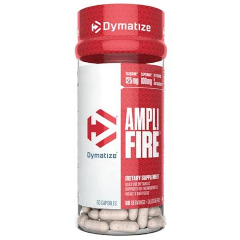 Dymatize AmpliFire Dietary Supplement
