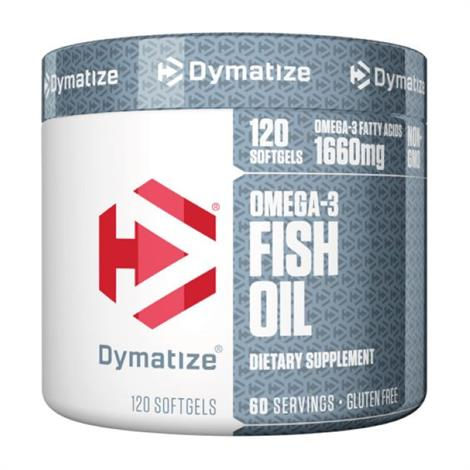 Dymatize Omega-3 Fish Oil Dietary Supplement