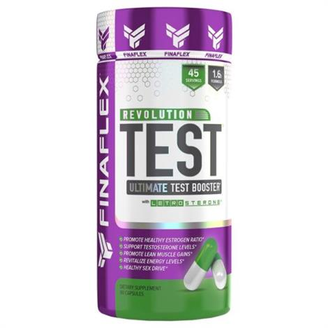 Finaflex Revolution Test Dietary Supplement