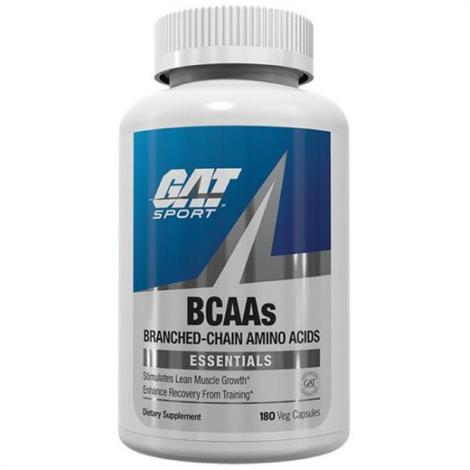 GAT Sport BCAA Powder Dietary Supplement