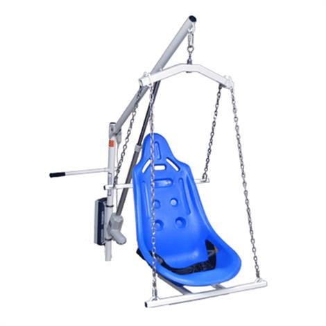 Aqua Creek EZ Series Pool Lift Hard Seat
