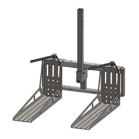 Aqua Creek Wheelchair Attachment for Revolution Lift