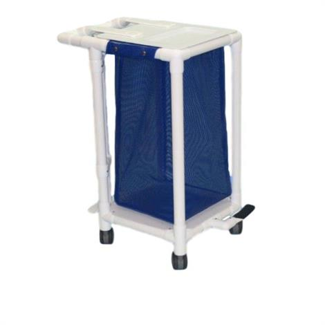 Aqua Creek PVC Hamper Cart
