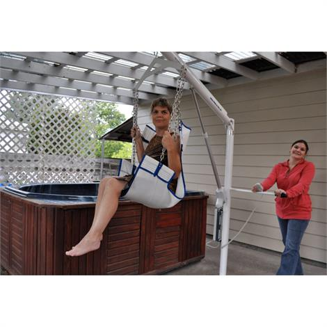 Aqua Creek Super Power EZ Pool Lift