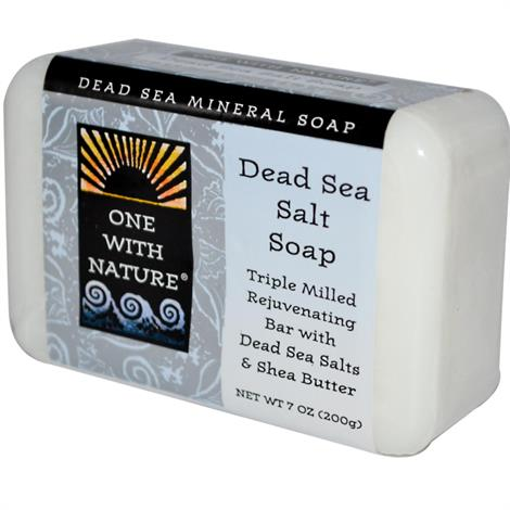 One With Nature Dead Sea Soap