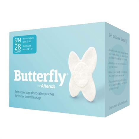 Buy Attends Butterfly Body Patches
