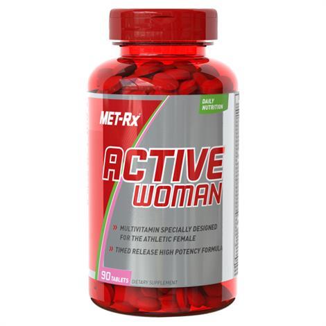 Buy MET-Rx Active Women Daily Dietary Supplement