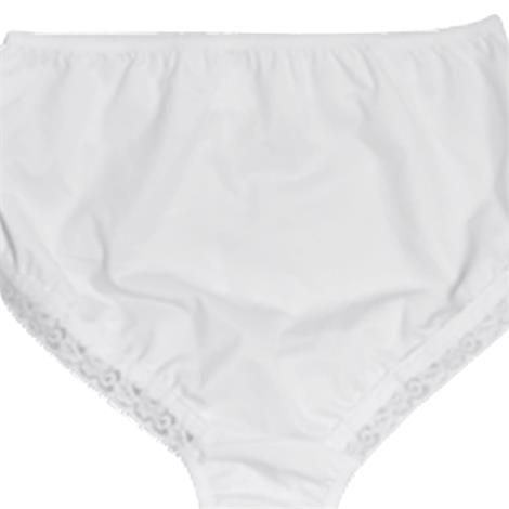 Options Style 88004 Ladies Brief With Built-in Ostomy Barrier Support