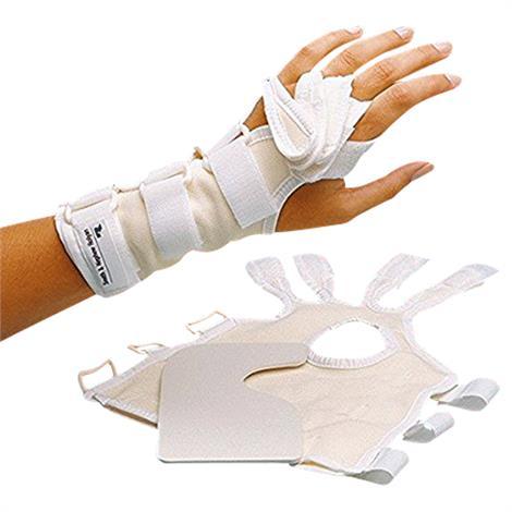 Rolyan Adjustable Ulnar Deviation Wrist Splint