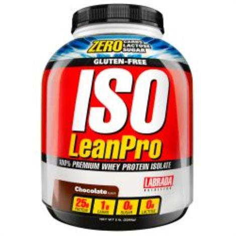 Labrada ISO Whey Protein Dietary Supplement