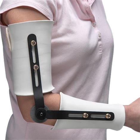 Static Progressive Elbow Serrated Hinge Kit