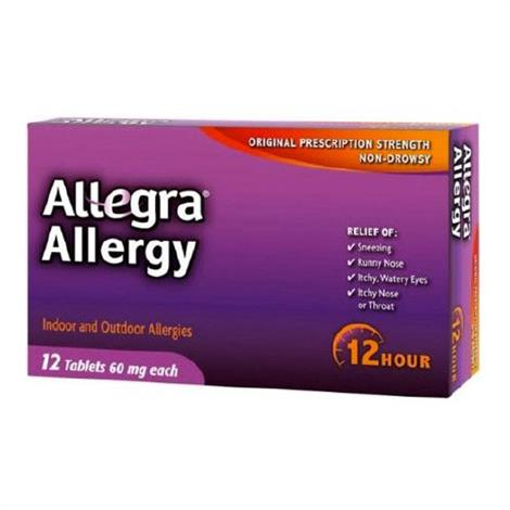 Buy Allegra Allergy Relief Tablet