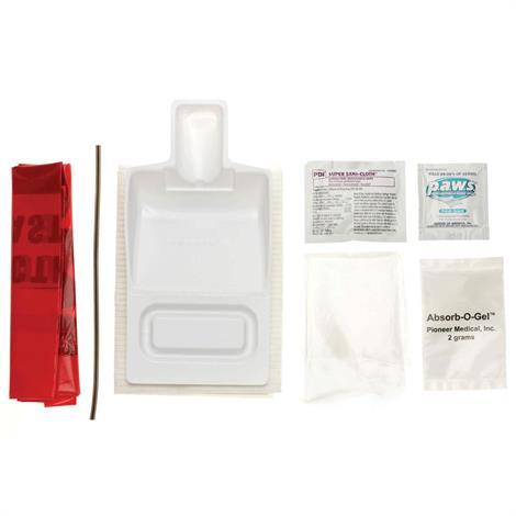 Medline Fluid Spill Clean-Up Kit