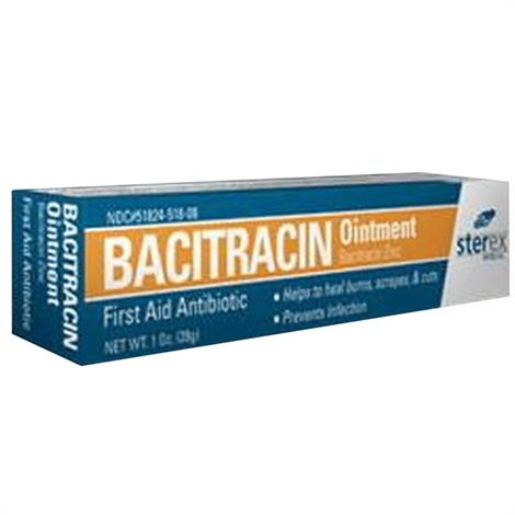 Cardinal Health Bacitracin Topical Ointment