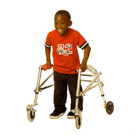 Buy Kaye Posture Control Four Wheel Walker With Front Swivel And Silent Rear Wheel For Small Children