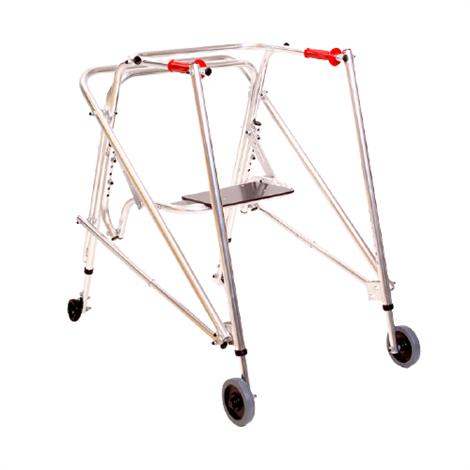 Buy Kaye PostureRest Four Wheel Large Walker With Seat And Forearm Support Option