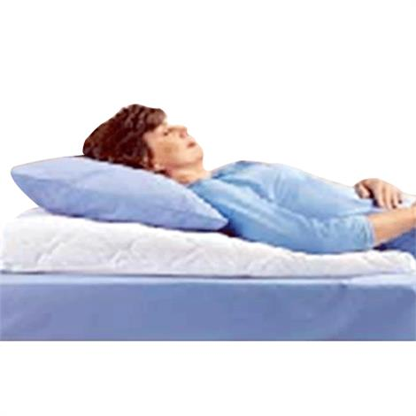Hermell Quilted Foam Wedge For Acid Reflux