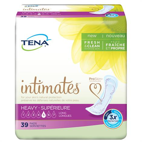 Tena Intimate Pads - Heavy Absorbency