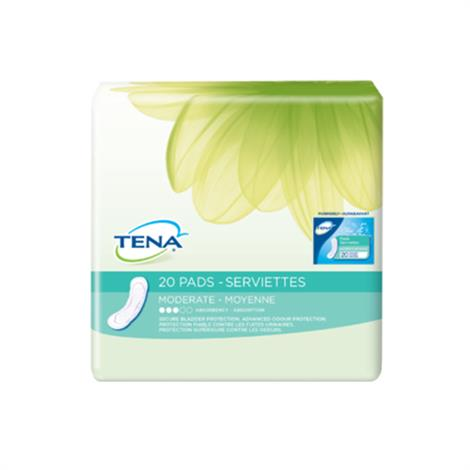 Tena Serenity Pads - Moderate Absorbency