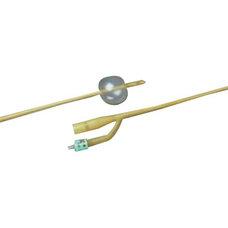 Bard Bardex Lubricath Two-Way Speciality Female Length Foley Catheter With 5cc Balloon Capacity