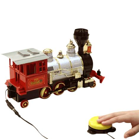 Bump And Go Train Therapeutic Learning Toy